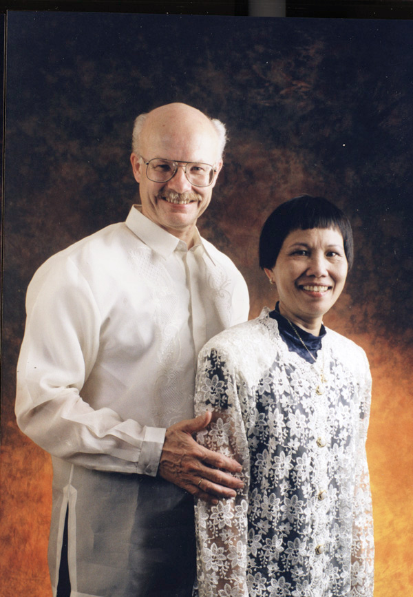 Warren and Lucy Zahler